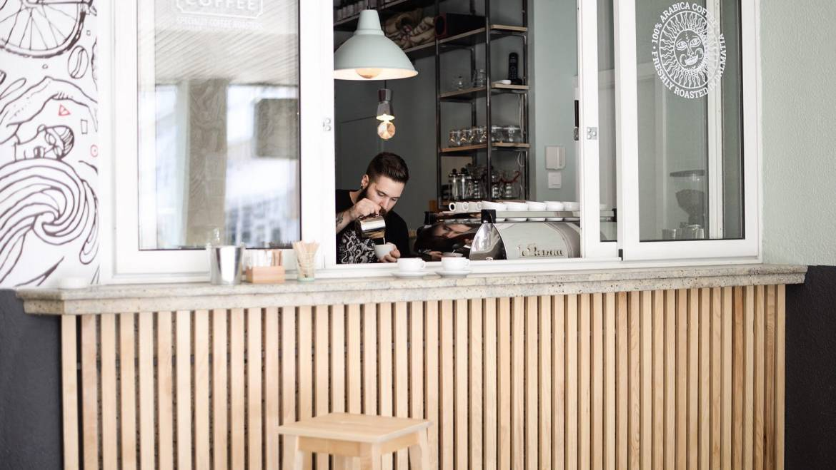 D16 Coffee Opens its Second Outlet in Split